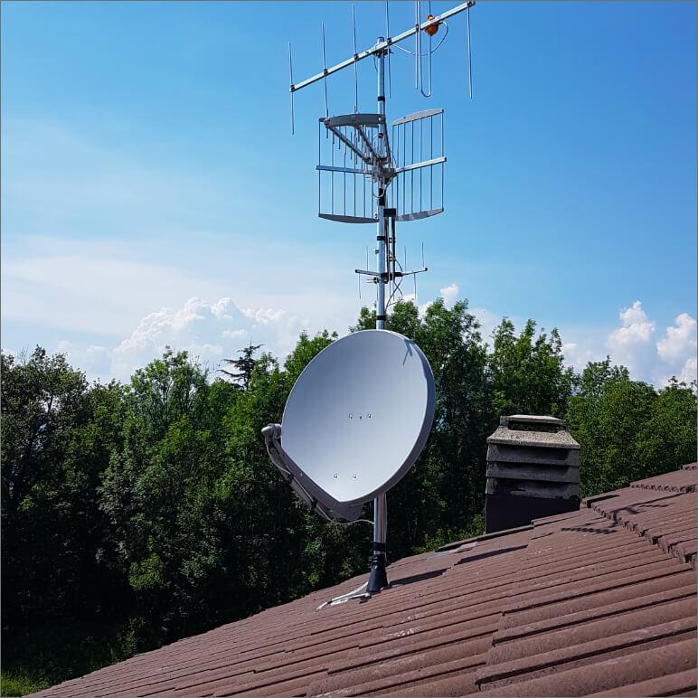 m-tronic installazione di antenne